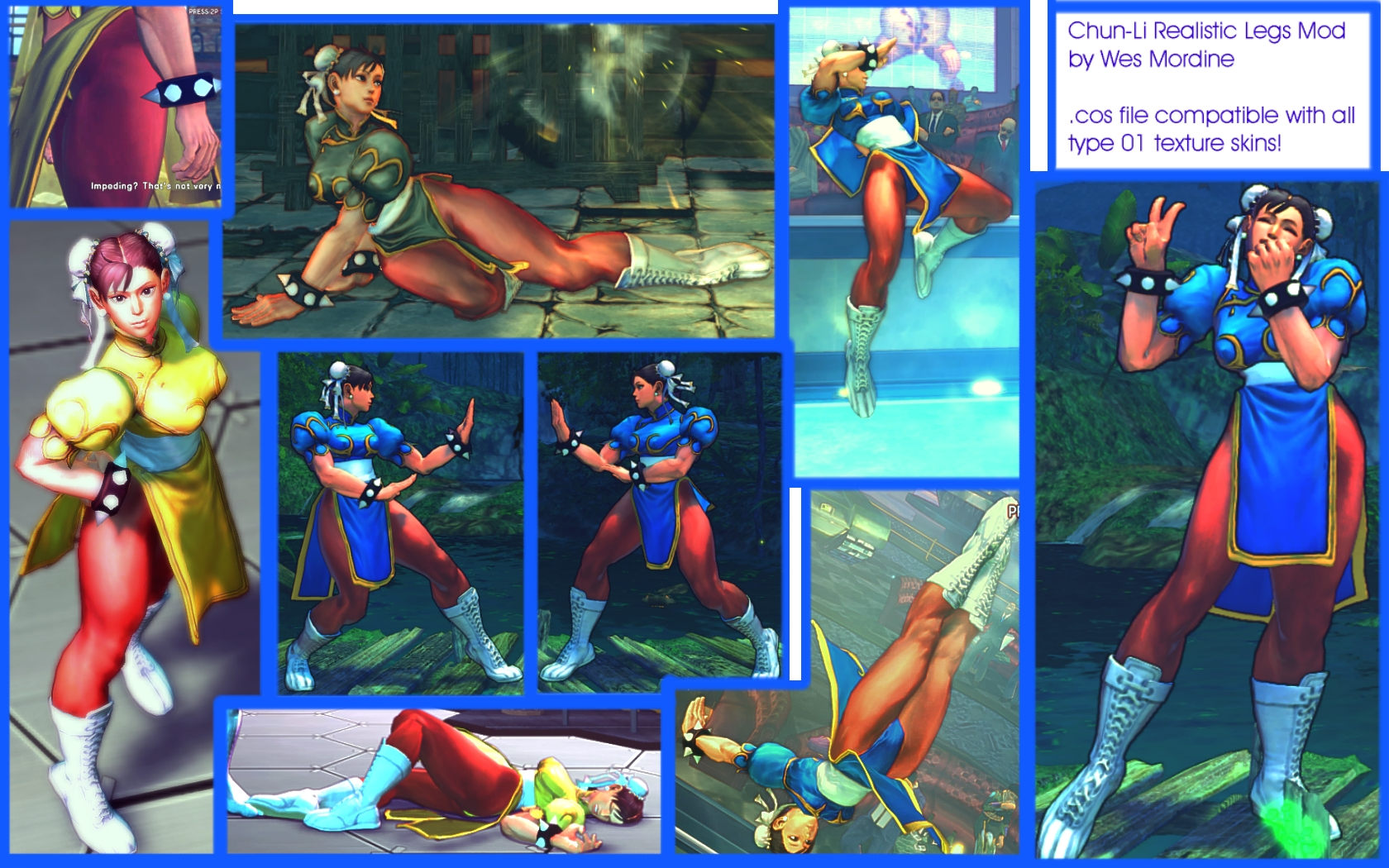 Street fighter iv nude mod sexy tube