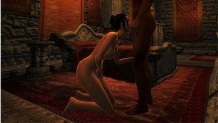 Бесплатно секс мод на обливион