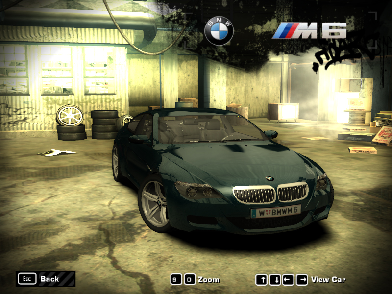 need for speed most wanted моды машины