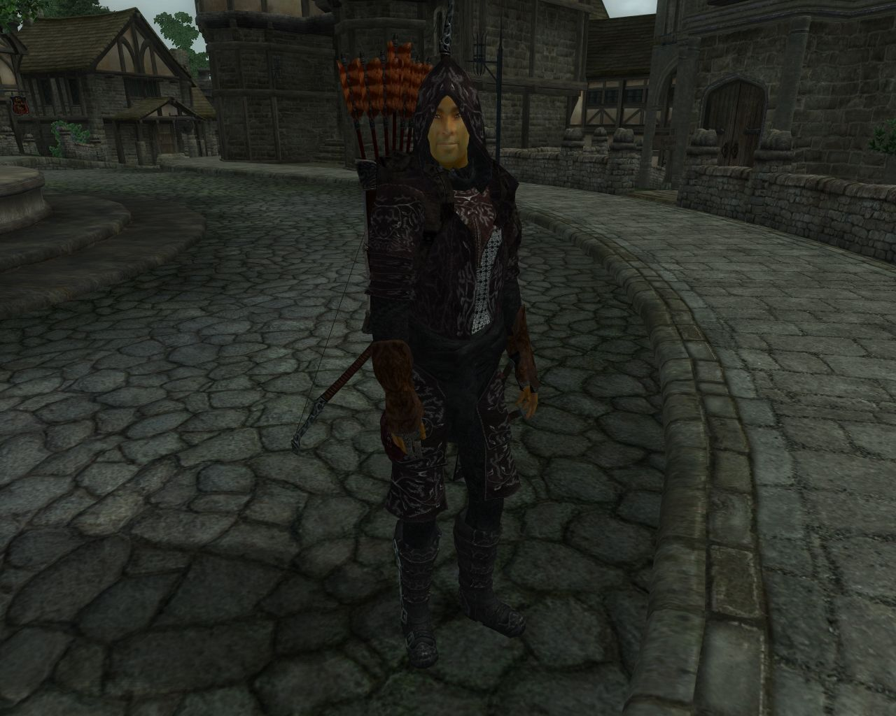 Brothel of cyrodiil oblivion mod adult gorgeous model