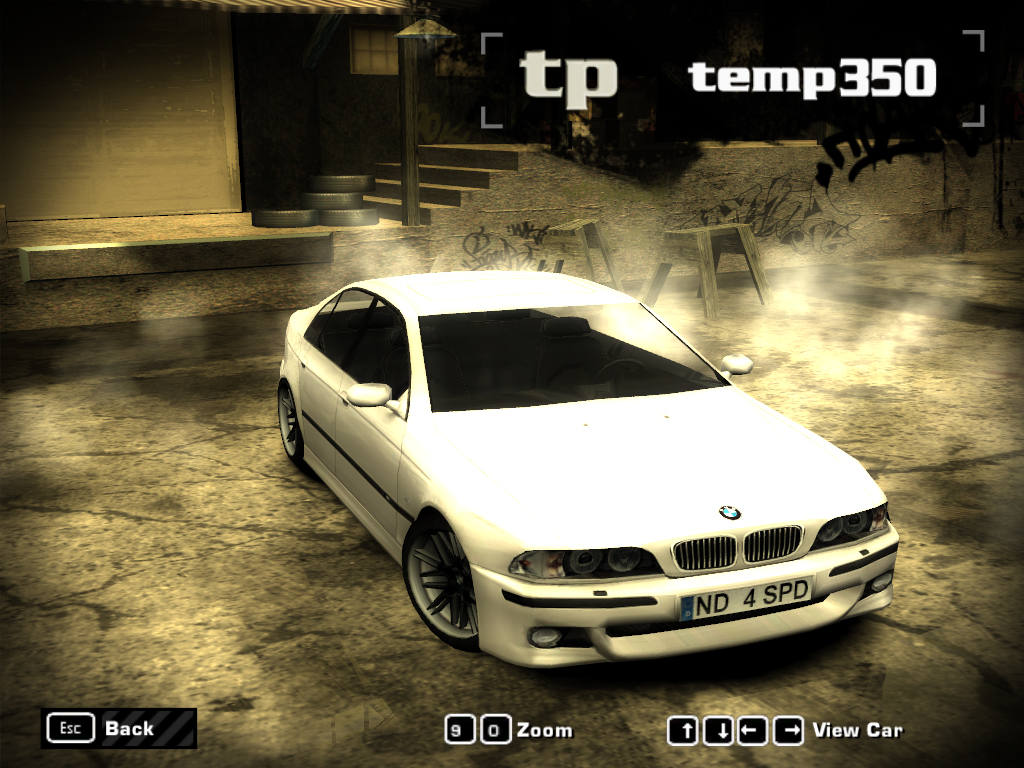 Nfs most wanted - technically improved 2010