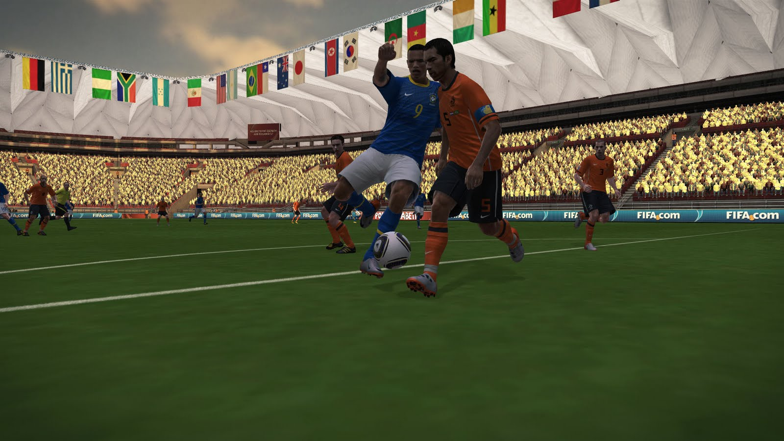 Fifa 2010 Патч World Cup