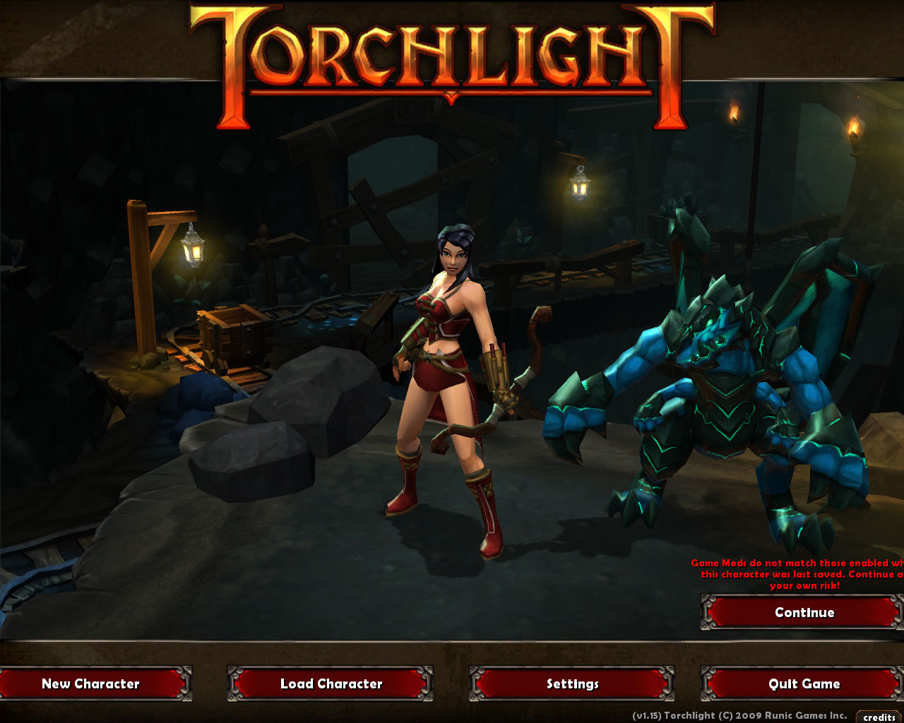 Torchlight nude mods naked pic