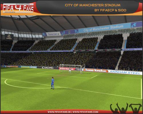 Fifa 11 графика и как ее стадионы для Fifa 12. . Все файлы абсолютно бе