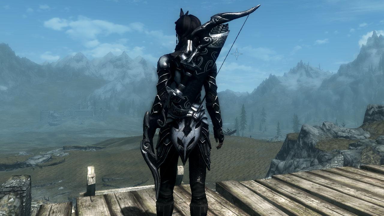 Мод на Стрелы в Скайриме