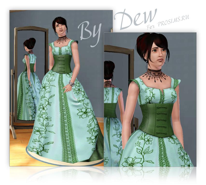 Моды на Одежду Симс 2