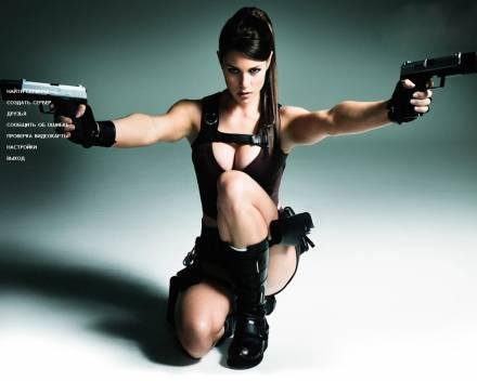 Counter strike девушка