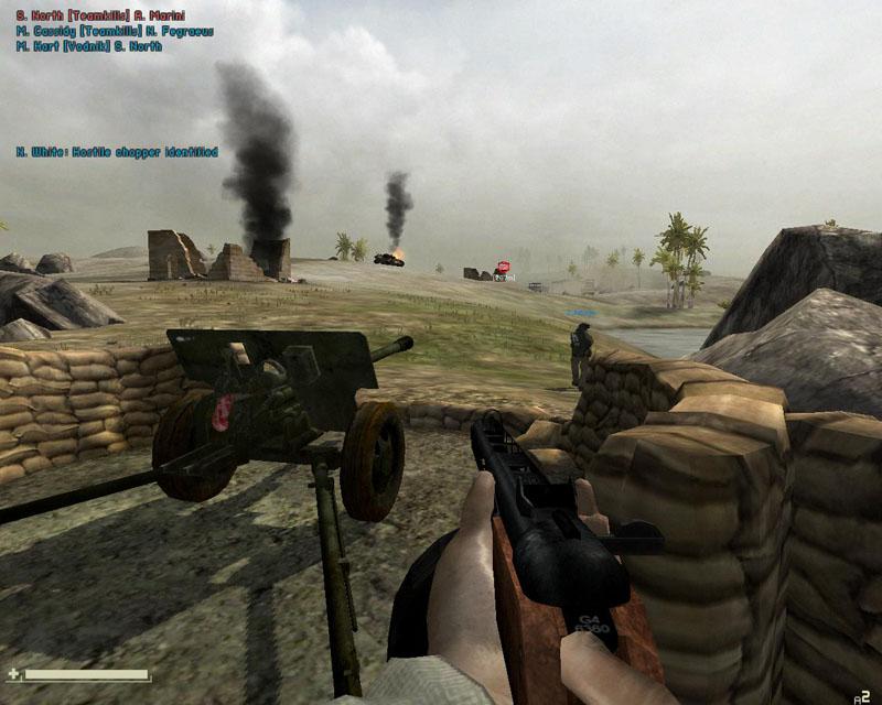 скачать мод на battlefield 2