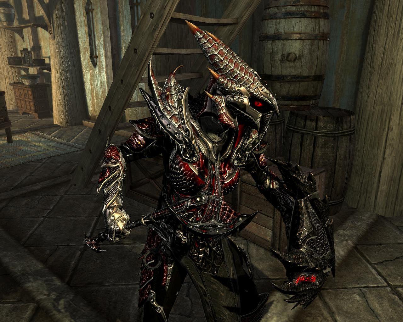 Даэдрическое снаряжение (Skyrim) The Elder Scrolls Wiki 14