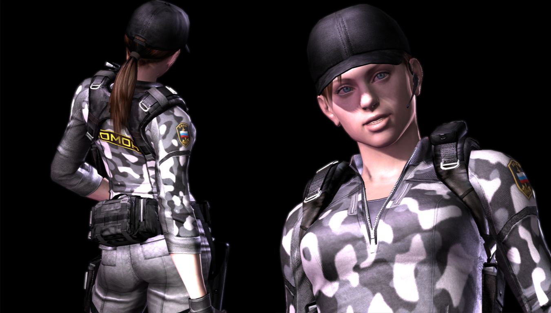 Resident evil 5 моды на костюмы скачать