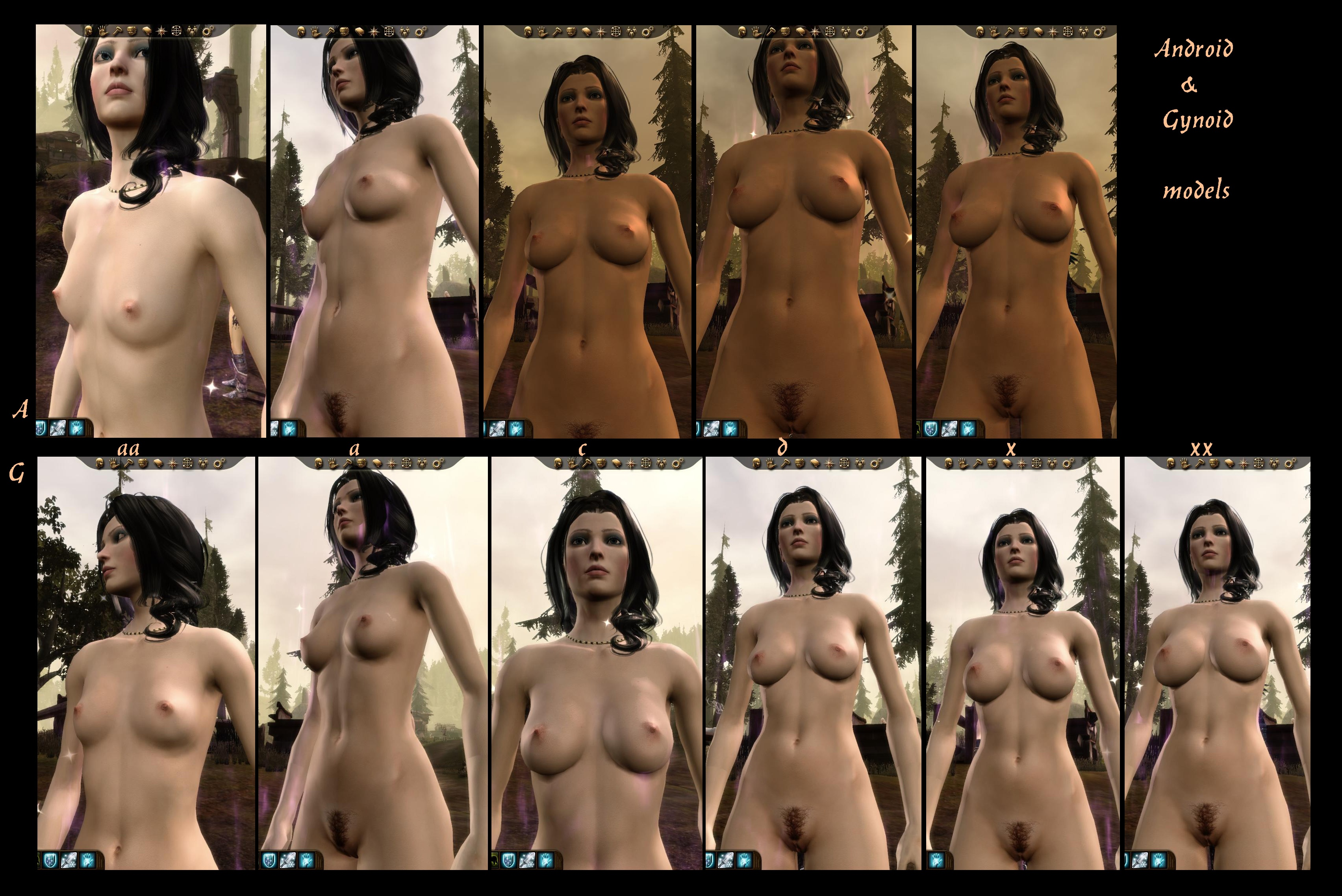 Dragon age 2 naked mod adult clip