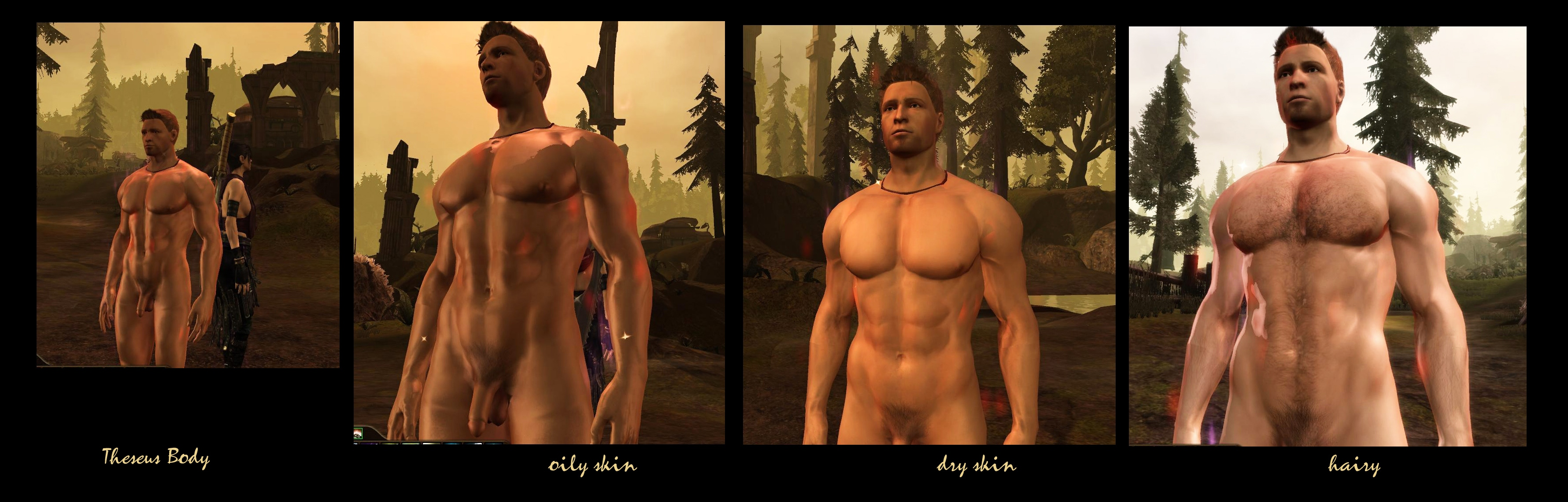 Dragon age origins mod nsfw sex sexy video