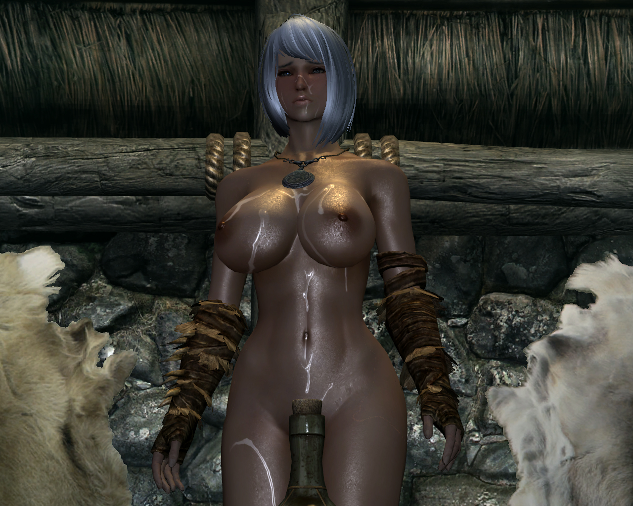 Oblivion orc boobs adult pictures