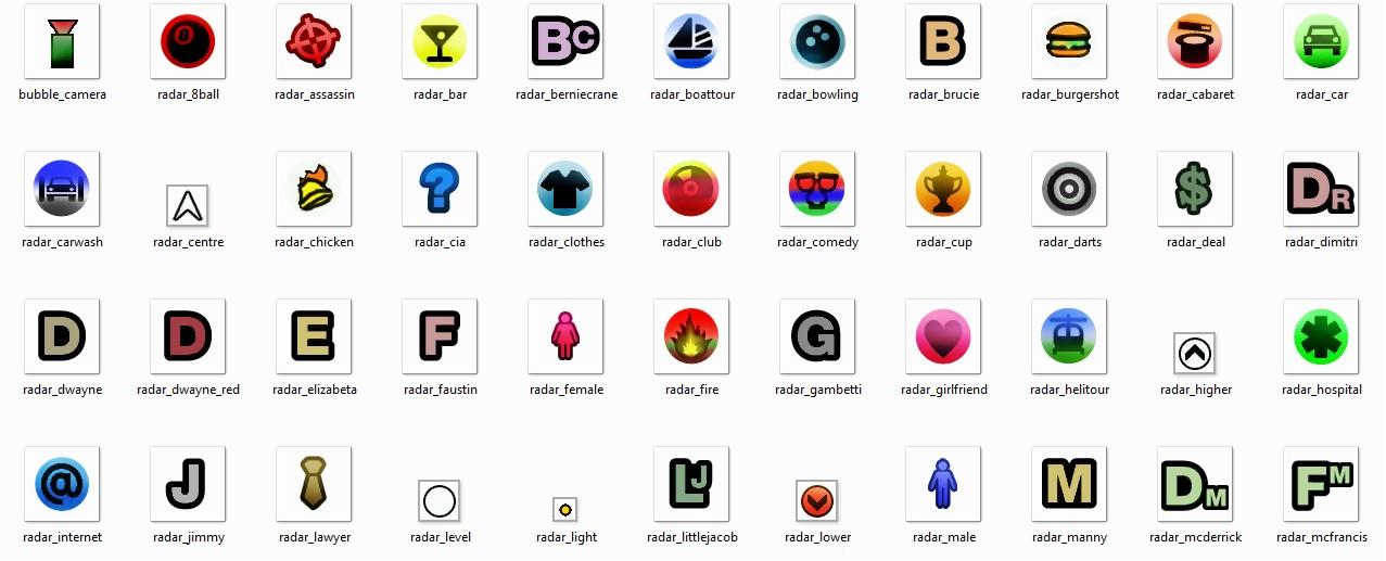 программа для замены иконок: