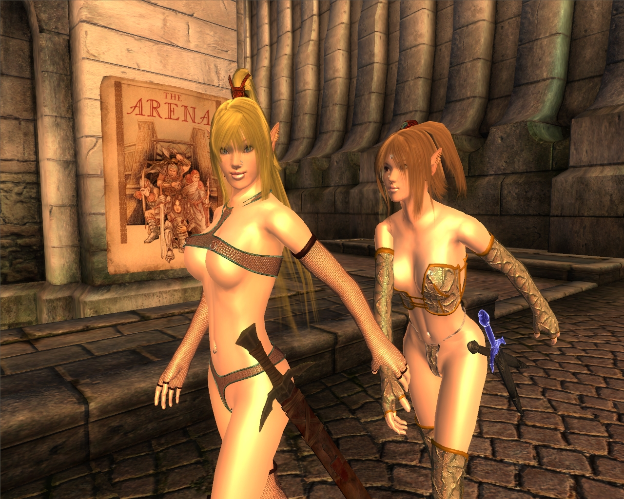 Porno oblivion mod porno galleries