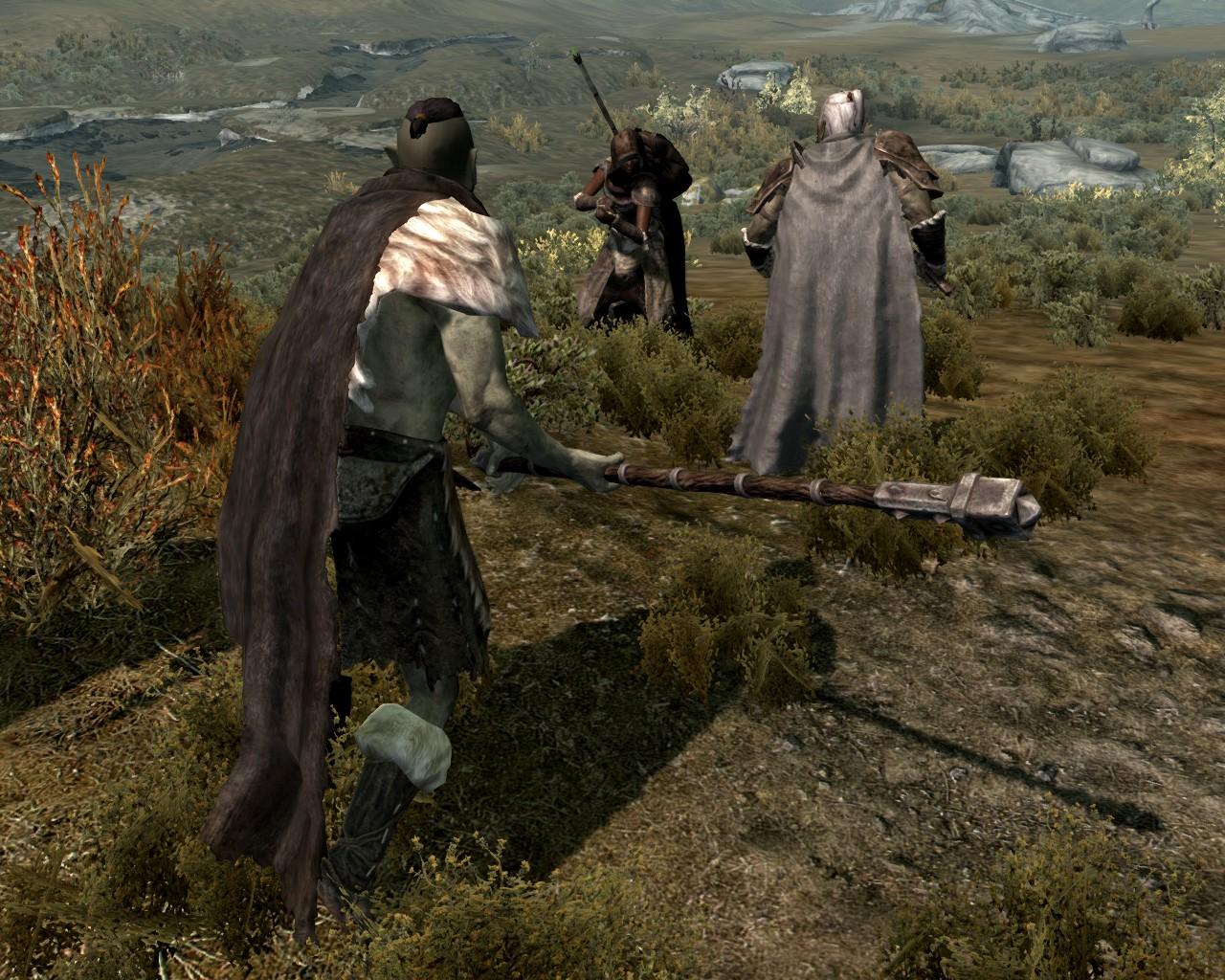 Скачать мод cloaks of skyrim на skyrim