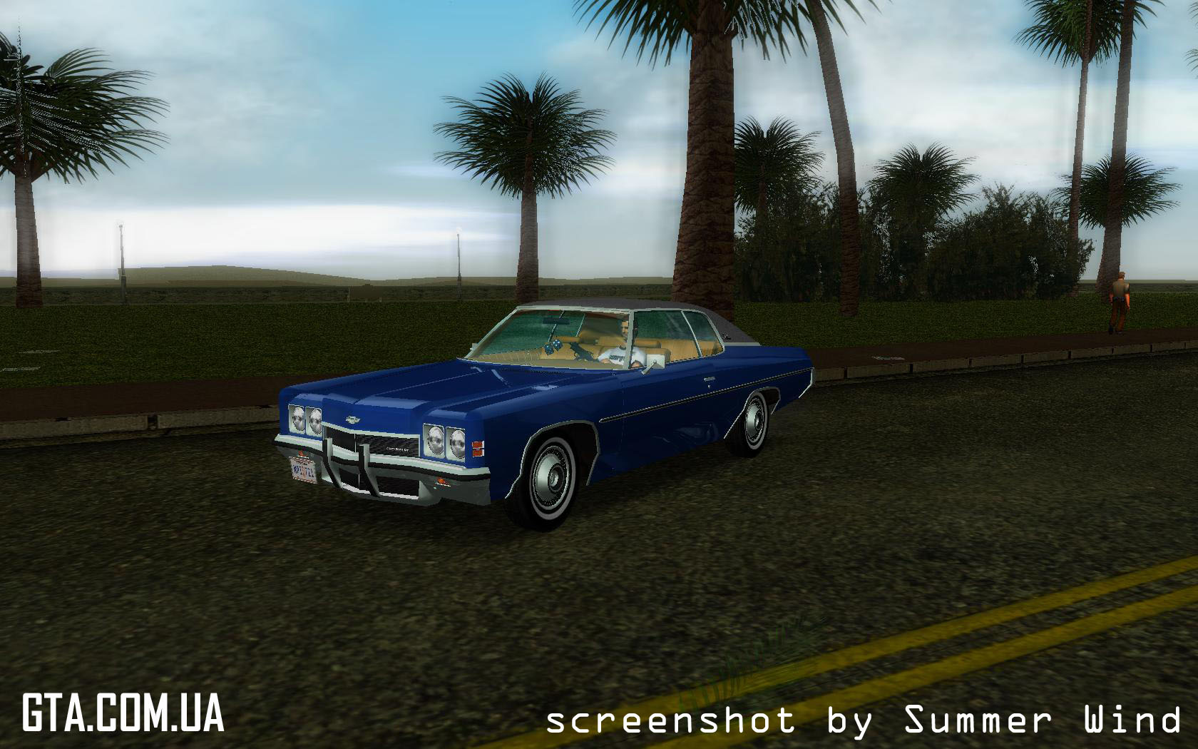 Gta Vc Quot Chevrolet Impala Custom Coupe 1972 Quot Файлы патч