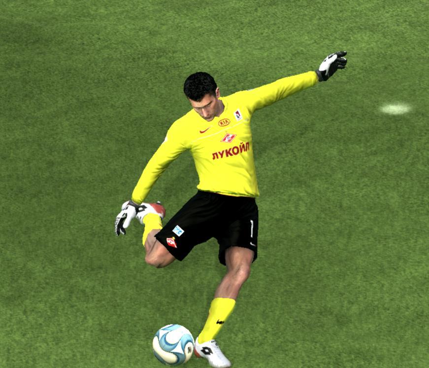 Fifa 09 Патч
