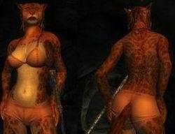 oblivion голые тела