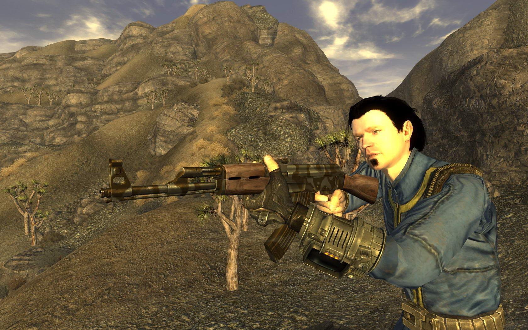 Fallout new vegas качать