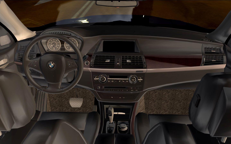 BMW X5 e70 HAMANN - Автомобили - TDU1.