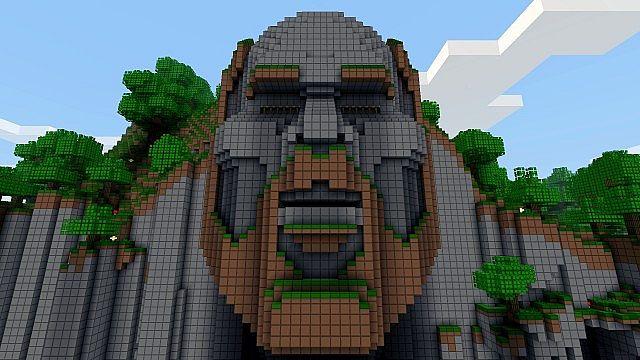 "Minecraft ""Храм Нотча"""