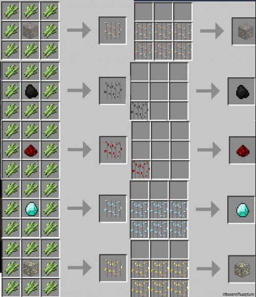 Как сделать ферму алмазов в 174