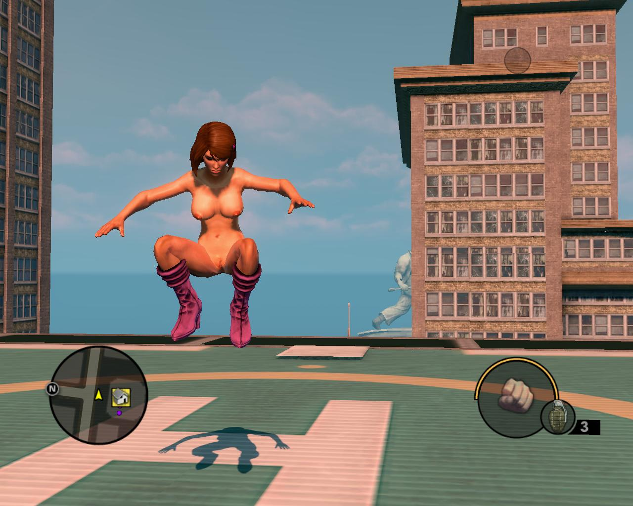 Saints row the third nude patch hentai image