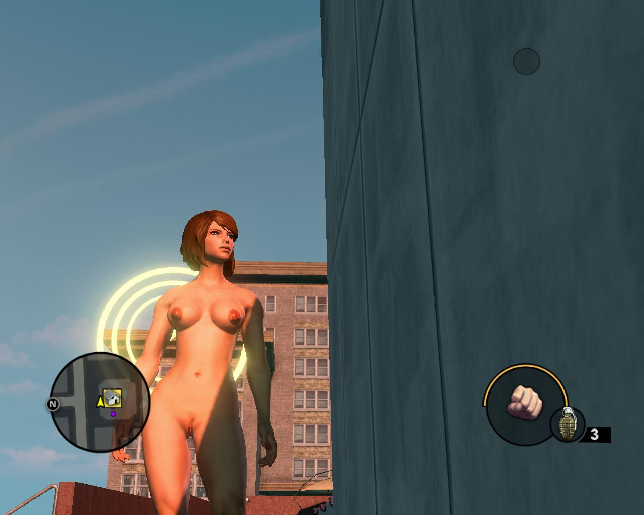 Saints row the third nude patch naked picture