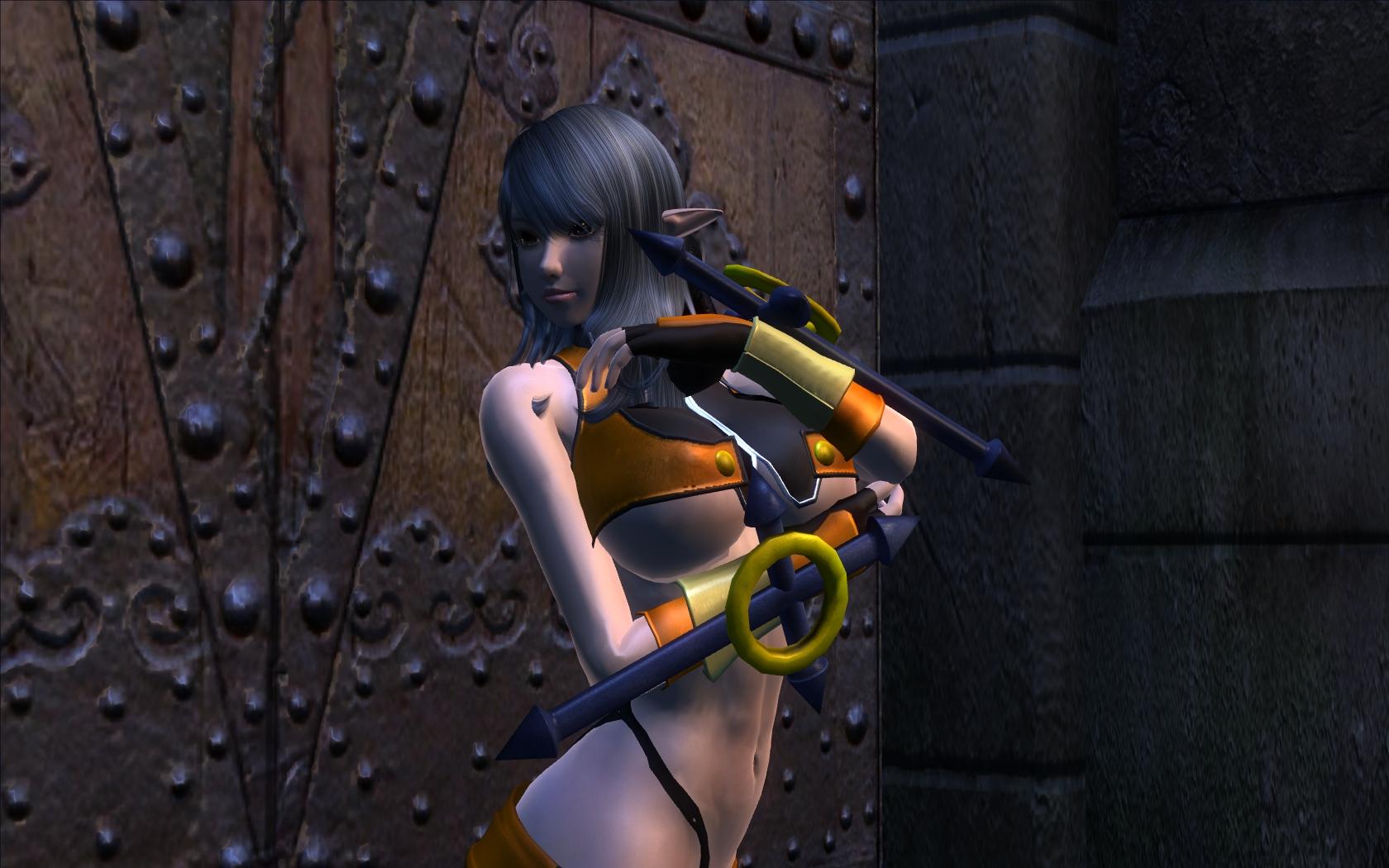 Oblivion xxx hentai nackt picture