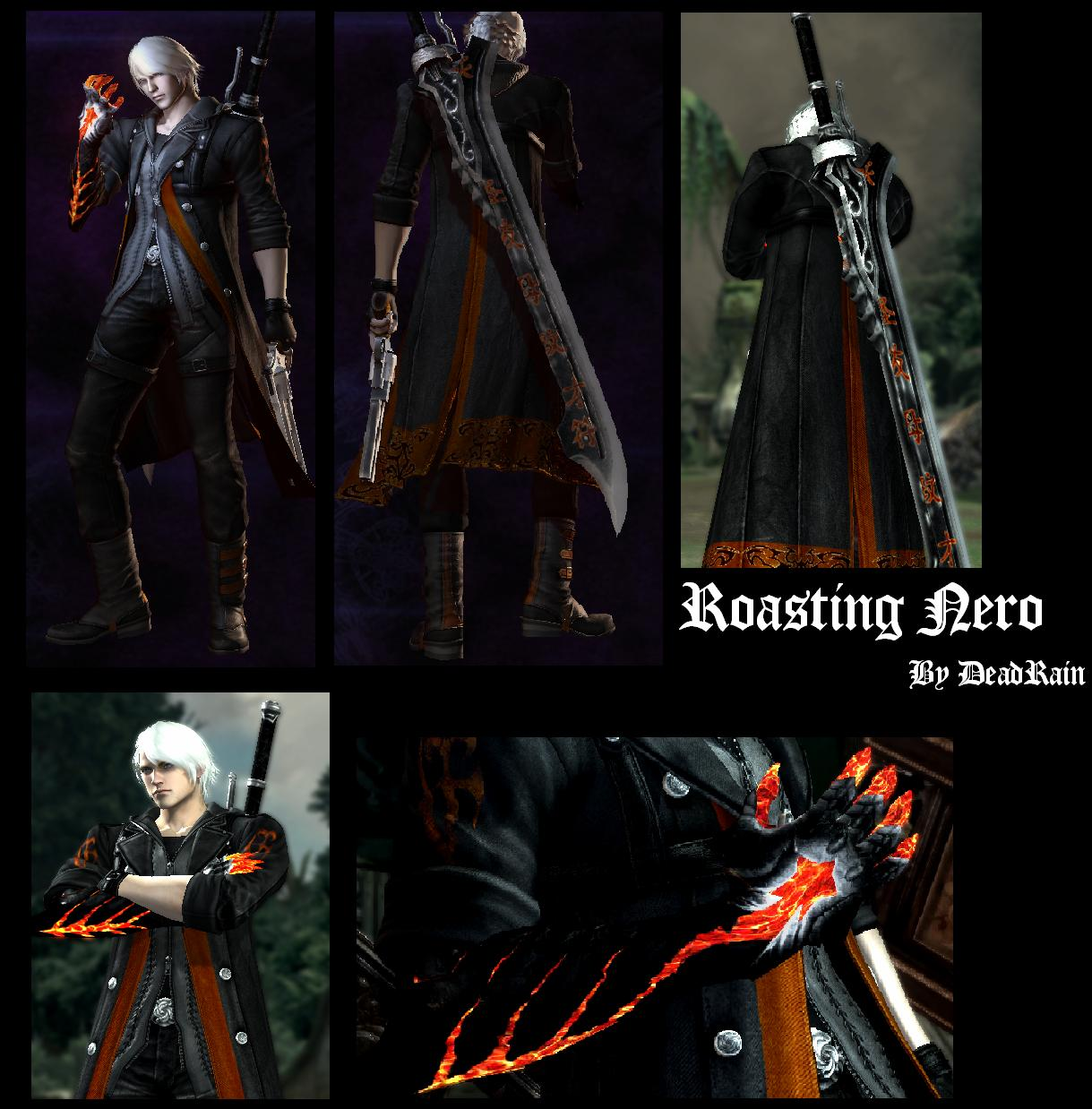 Devil May Cry 4 Special Edition кряк