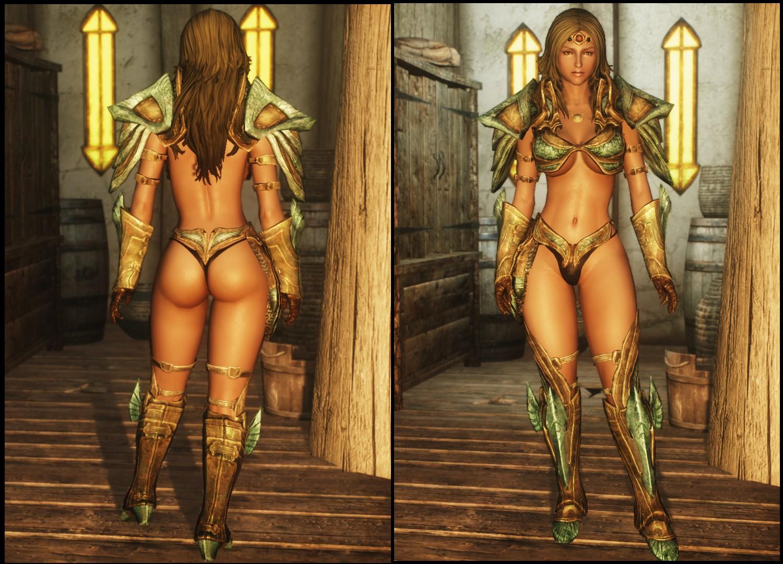 Oblivion game nude porn movies