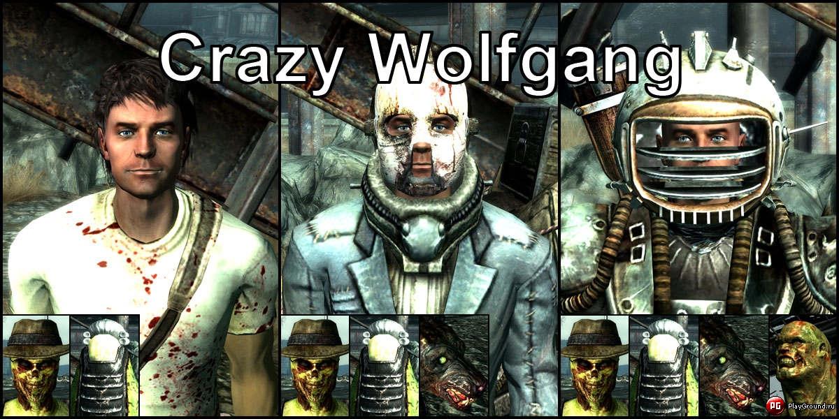 дополнения fallout 3 скачать