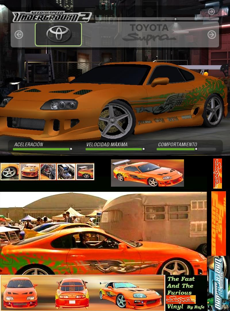 Need for Speed Most Wanted  Nissan Skyline GTR 33 для