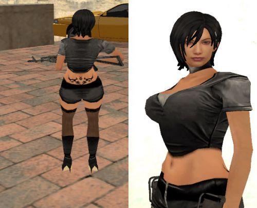 gta 4 скины проституток