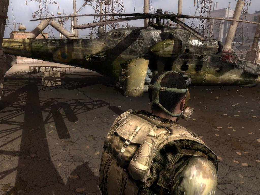Скачать Stalker Call Of Pripyat Моды - фото 5