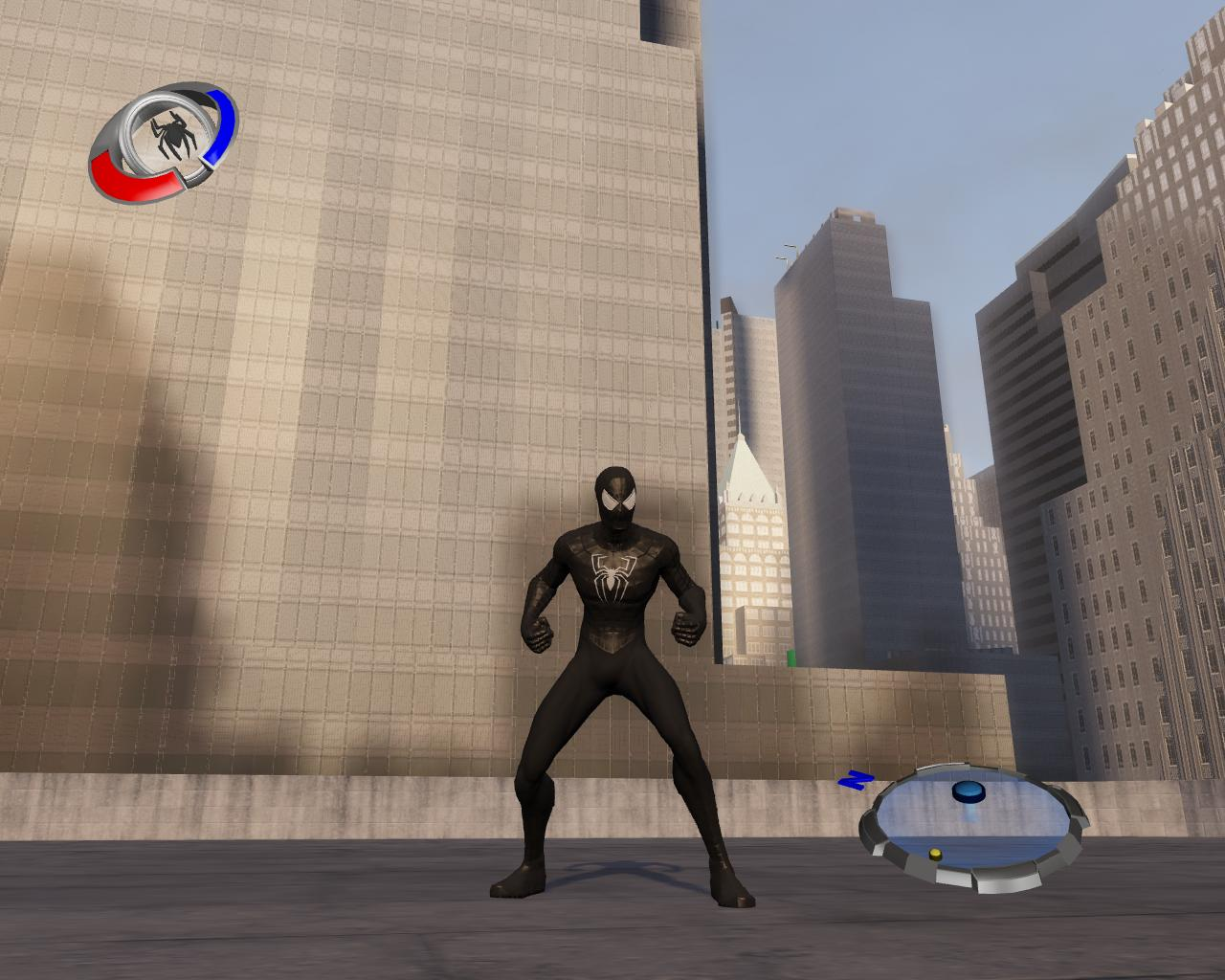 скачать мод для человека паука 3