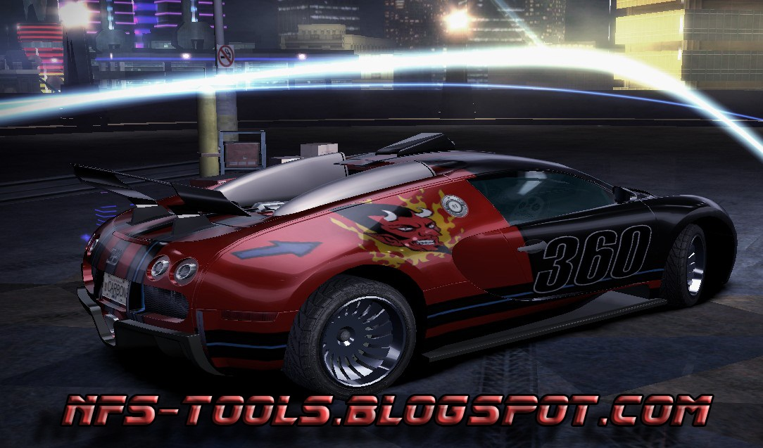 need for speed carbon bugatti veyron demo. Black Bedroom Furniture Sets. Home Design Ideas