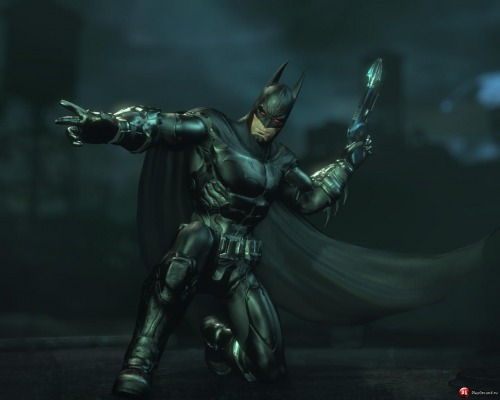 Vampire Batman br Игра: Batman: Arkham City.