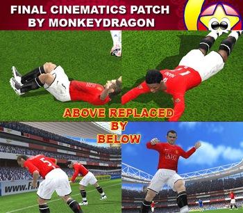 Я предлагаю вам скачать полный русик патч к игре FIFA 2010 fifa 10. сайте,