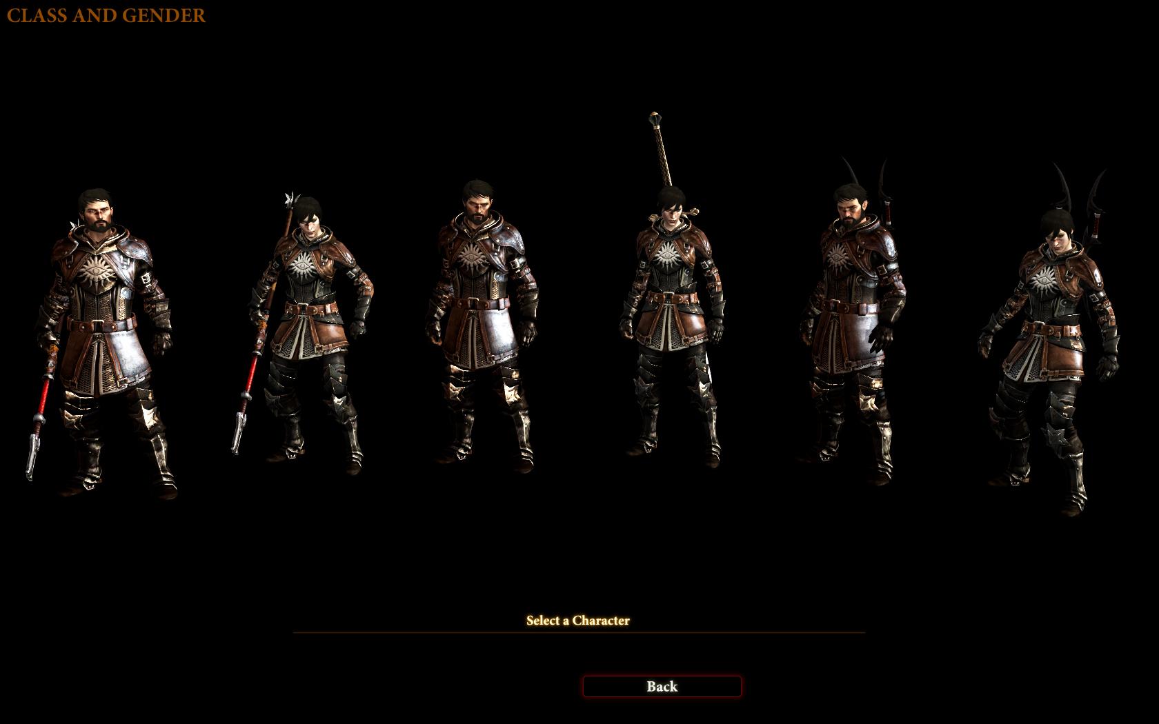 Dragon Age Моды