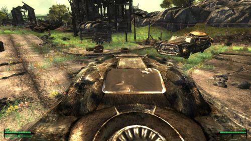 Fallout 3 Транспорт Мод