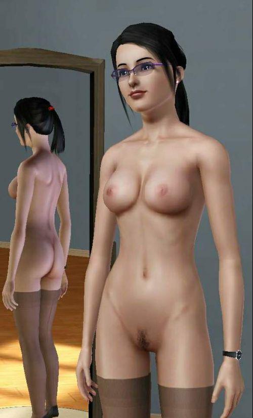 Brenna sims nude