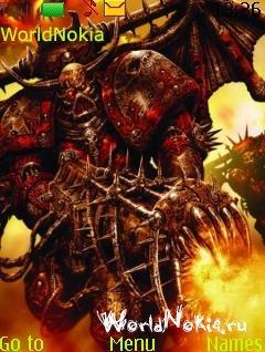 Моды для Warhammer 40k Soulstorm