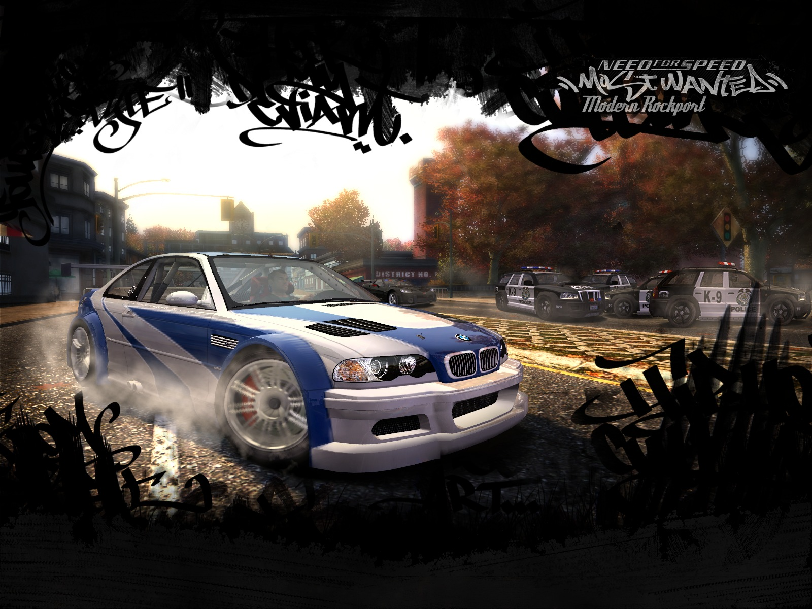 NFS Most Wanted Patch 1.3.