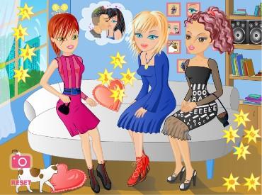 Флеш игры для девочек онлайн бесплатно